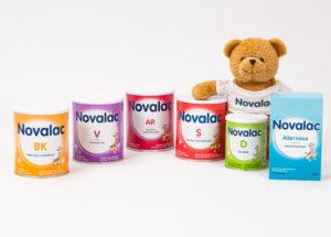 Babynahrung von Novalac ist besonders gut